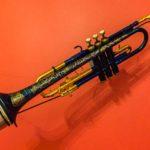 Miles Davis' trumpet